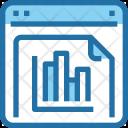 Data Report Analysis Icon