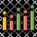 Data Analysis Investment Icon