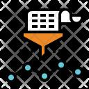 Data Analysis Mining Icon