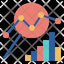 Data Analysis Magnifying Icon