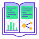 Data Analysis Book Icon