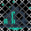 Data Analysis Symbol Icon