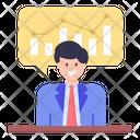 Data Analyst Icon