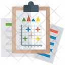 Data Analytics Statistics Data Chart Icon