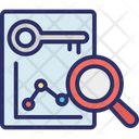 Data Analytics Data Monitoring Finding Data Icon