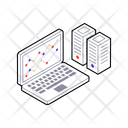 Data Analytics Business Progress Data Analysis Icon