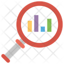 Data Display Data Analytics Graph Analysis Icon