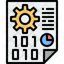 Data Analytics Data Analysis Analytics Icon