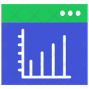 Data Analytics Analysis Report Icon