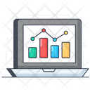 Business Report Data Analytics Infographic Icon