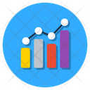 Matircs Business Chart Data Analytics Icon