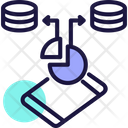 Data Analytics Server Data Analysis Server Icon