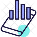 Data Analytics Mobile Data Analysis Chart Icon