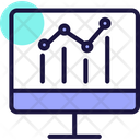 Data Analytics Data Analysis Statistics Icon