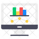 Data Analytics Seo Performance Web Analytics Icon