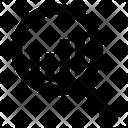 Line Icon Black Line Trends Bold Icon