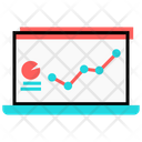 Data Analytics Statistics Infographic Icon