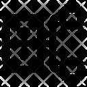 Data Structure Data Network Network Architecture Icon