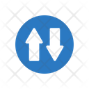 Data Arrow Icon