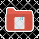 Data attachment Icon