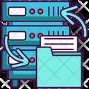 Data Backup Backup Data Icon
