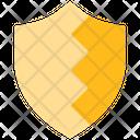 Data Breach Untrusted Environement Shield Icon