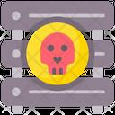 Data Breachm Icon