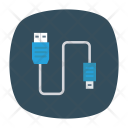 Data-cable Icon