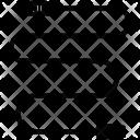 Data Cable Fiber Icon