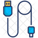 Cable Computer Cable Data Cable Icon