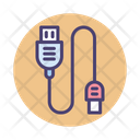 Data Cable Cable Usb Cable Icon