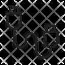Usb Datacable Storage Icon