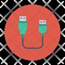 Data Cable Wire Icon