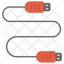 Data Cable Connector Icon