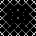 Datacenter Server Database Icon