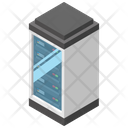 Data Center Machine Room Plant Room Icon