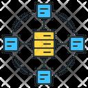 Data center Icon