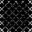 Data Center Server Hosting Icon