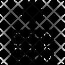 Data Center Hosting Mainframe Icon
