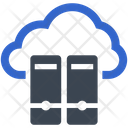 Cloud Data Store Icon