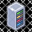 Dataserver Database Data Center Icon