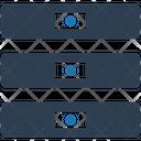 Array Data Center Hosting Icon