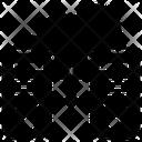 Center Data Server Icon
