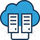 Data Center Computing Icon