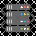 Data Center Web Icon