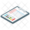 Statistics Analytics Business Monitoring Icon