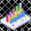 Analytics Statistics Data Chart Icon