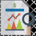 Data Chart Analysis Data Analysis Analytics Icon