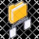 Shared Data Data Classification Shared Folder Icon