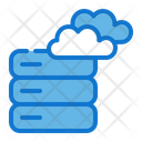 Data Cloud Marketing Seo Icon